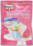Dr. Oetker Fix & Fertig Zuckerguss Classic, 20er Pack (20x 125 g)