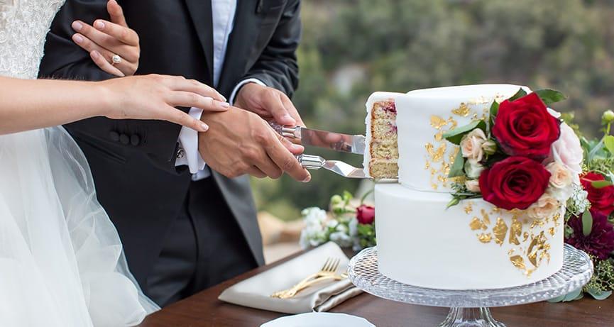 Köstliche Füllungen für die Hochzeitstorte
